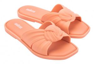 Melissa oranžové pantofle -
