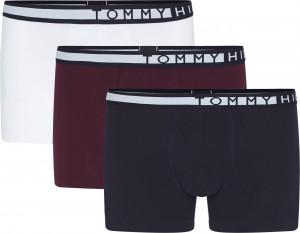 Tommy Hilfiger barevné 3 pack boxerek Trunk 3PK