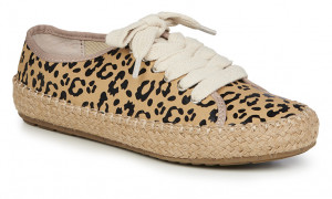 Emu Australia béžové tenisky Agonis Cuban Sand Leopard -