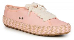 Emu Australia světle růžové tenisky Agonis Mix Pale Pink -