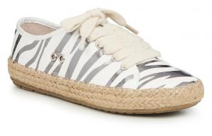 Emu Australia bílé tenisky Agonis Zebra White -