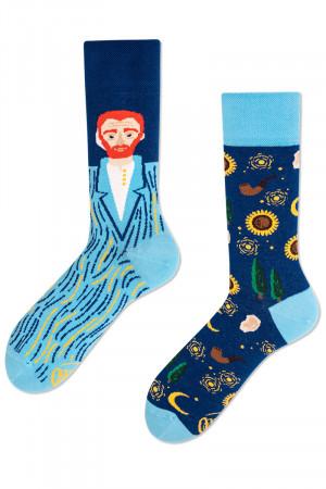 Many Mornings barevné ponožky True Vincent - 39-42