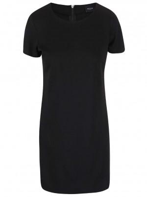 Vila černé šaty Tinny