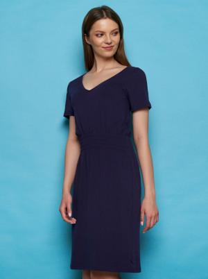Tranquillo modré šaty Darou