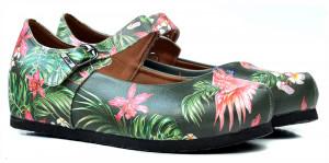Goby barevné sandály Paradise -