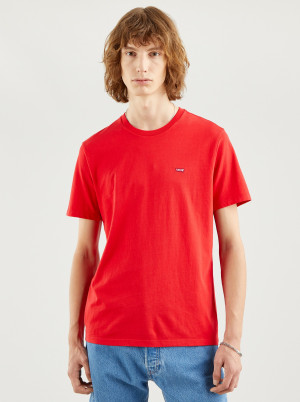Levi's červené pánské tričko