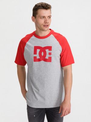 Star Raglan Triko DC Červená