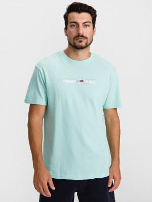 Pastel Linear Logo Triko Tommy Jeans Barevná