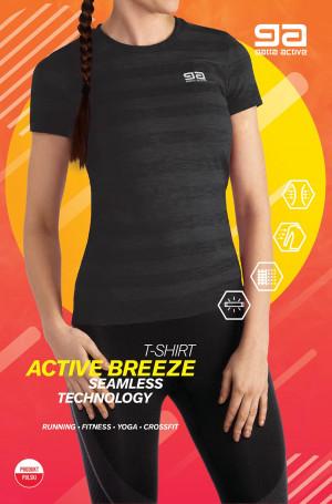 Dámské tričko Gatta 42044S T-shirt Active Breeze Women dětská modrá XL-170/176