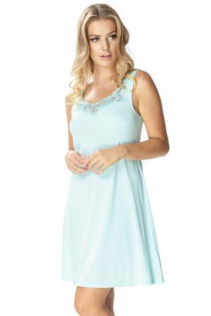 Dámská košilka Aurora 86385 - Mewa Mátově zelená