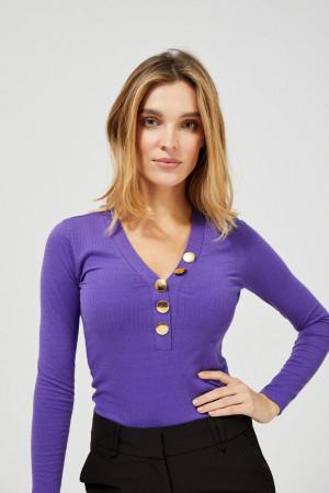 Moodo fialové tričko