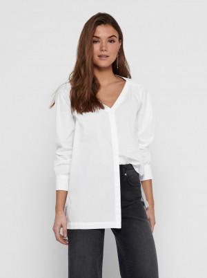 Jacqueline de Yong bílá volná košile Phoebe