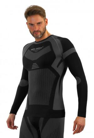 Pánské Thermo tričko 1495/CL16 Grigio