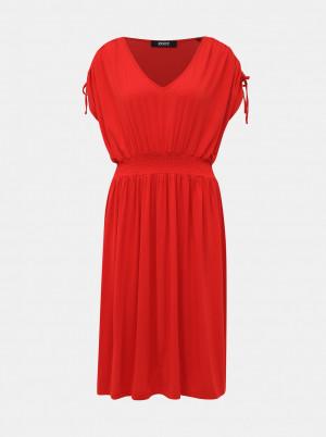 ZOOT červené šaty Meda
