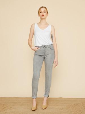 ZOOT šedé skinny fit džíny Pippa
