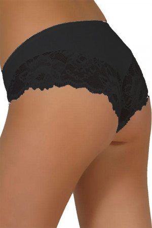 Dámské kalhotky 34 black - MODO černá