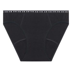 Dámské kalhotky DIM menstruační černé (D0AY7-0HZ)