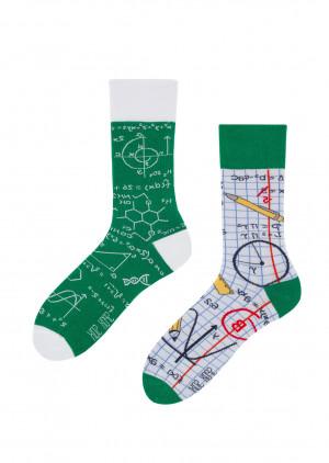 Ponožky Spox Sox Back 2 School vícebarevný 44-46