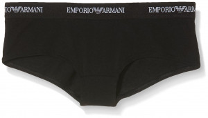 Kalhotky 2pcs 163263 CC317 07320 černá - Emporio Armani černá