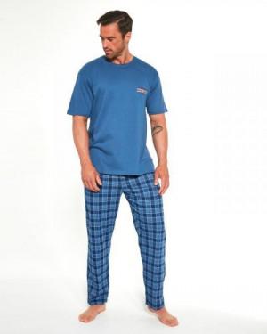 Cornette 134/180 Mountain 2 Pánské pyžamo S tmavě modrá