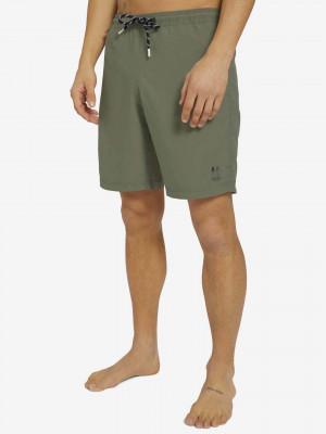 Plavky Tom Tailor Zelená