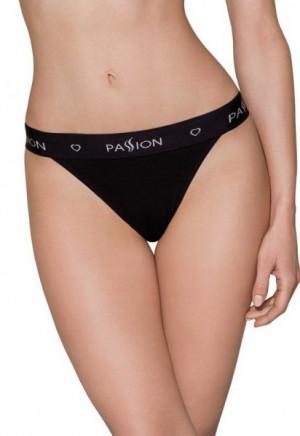 Passion PS015 černé Dámské kalhotky XL černá