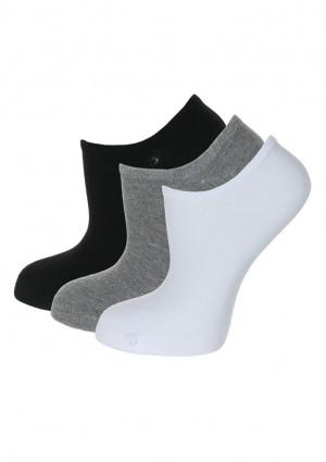 Dámské ponožky John Frank WJF3SS19-03 3PACK UNI Dle obrázku