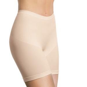 Dámské kalhotky stahovací nohavičkové bezešvé Short Silhouette - Intimidea tělo L/XL