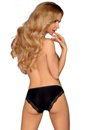 Erotické kalhotky Rene - LivCo CORSETTI FASHION černá