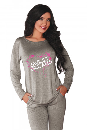 Dámské pyžamo Model 106 - LivCo CORSETTI FASHION vícebarevné S/M