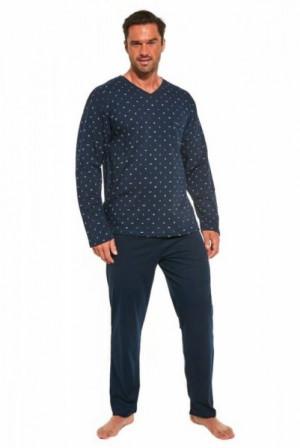 Cornette 309/187 Martin Pánské pyžamo S tmavě modrá