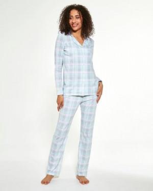 Cornette 482/284 Susie Dámské pyžamo S šedá