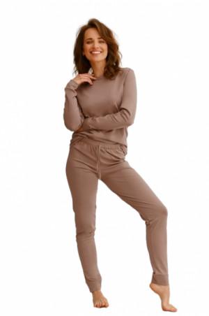 Taro Maya 2553 Homewear Z'22 Dámské pyžamo S Mocca