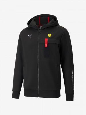 Ferrari Race Mikina Puma Černá