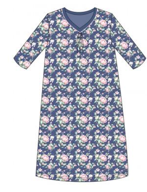 Dámská noční košile DR 483/290 KAREN 2