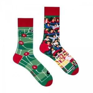 Spox Sox Football Ponožky 40-43 vícebarevná