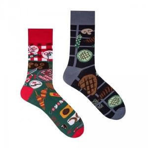 Spox Sox Barbeque Ponožky 40-43 vícebarevná