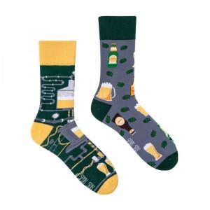 Spox Sox Beer Ponožky 40-43 vícebarevná