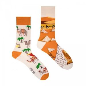 Spox Sox Camels from Egypt Ponožky 40-43 vícebarevná