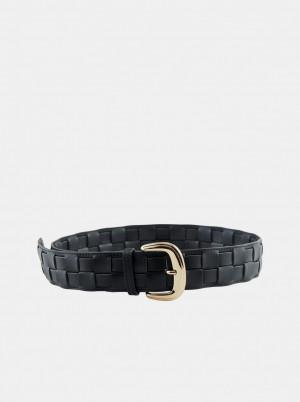 Pieces černý pásek Loca -