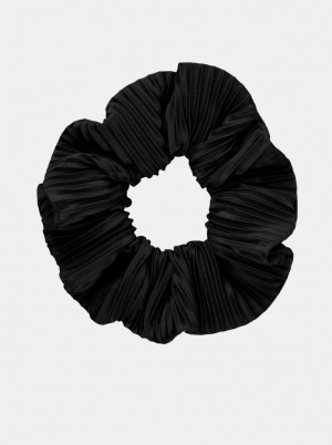 Pieces černá gumička Marie