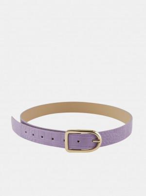 Pieces fialový pásek Artis -