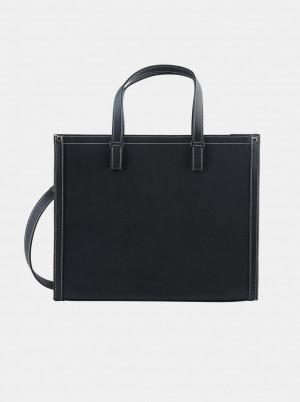 Pieces černá kabelka Lole