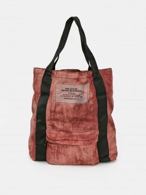 Cihlová dámská taška Diesel