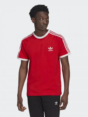 Tee Triko adidas Originals Červená