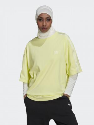 Tee Triko adidas Originals Žlutá