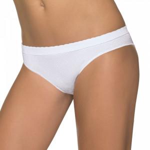 Kalhotky s nízkým pasem bezešvé Setificato Costine Intimidea