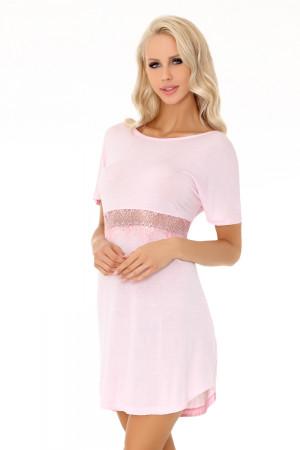 Dámská košilka Elpisa  - LivCo CORSETTI FASHION růžová S/M