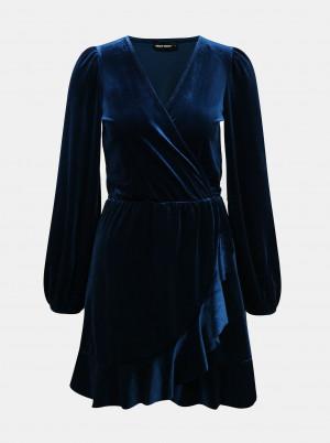 Tally Weijl tmavě modré šaty