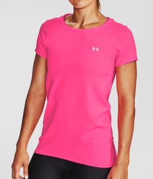 Dámské sport tričko 1255839 - Under Armour neonová růžová